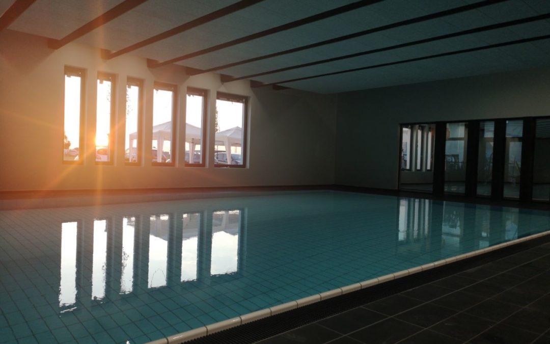 Schwimmbad in Köln